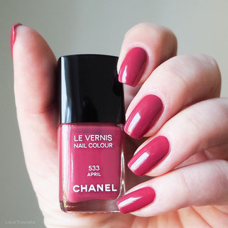 swatch CHANEL APRIL 533