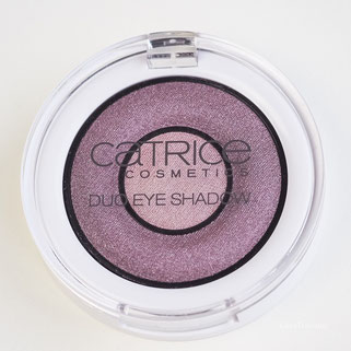 Catrice Mauve Medley Duo Eyeshadow
