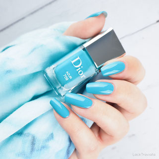 swatch Dior • AZUR 709 • Riviera Collection 2016