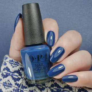 OPI • Duomo Days, Isola Nights (NL MI06) • Muse of Milan Collection (fall/winter 2020)