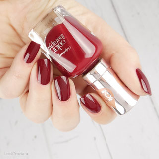 swatch Sally Hansen • Unwine'd • color therapy