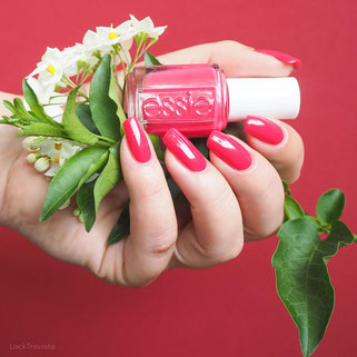 swatch essie • berried treasures • Viva Antigua!-Collection summer 2016