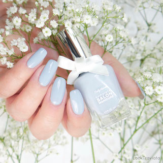 Sally Hansen • In Full Blue-m 541 • And She Said Yes • Hochzeits-Collection