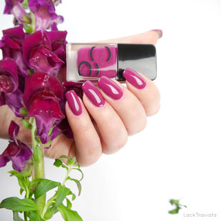 CATRICE • ICONails • For The Berry First Time!