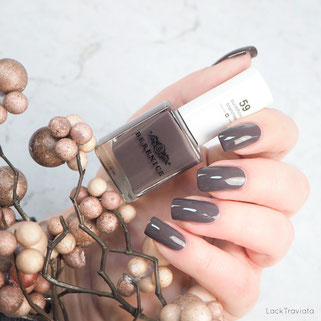 BERENICE • buckthorn branches 59 • Oxygen Nail Lacquer • Berry Season Collection