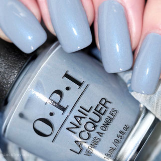 OPI • Check Out the Old Geysirs • Iceland Collection • Fall 2017