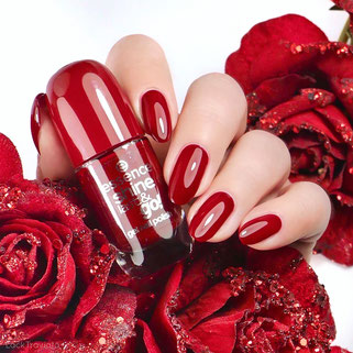 essence • Do You Speak Love? (14) • shine last & go! gel nail polish