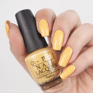 swatch OPI • Never a Dulles Moment • Washington D.C. Collection fall 2016