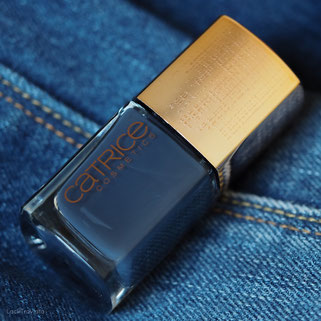 CATRICE C01 Dark Denim Blue