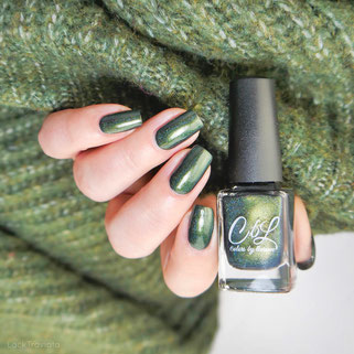 Colors by Llarowe • #Montanatough • CbL Cares Polish for Fire Vitims (Limited Edition, 2017)