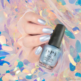 OPI • Did You See Those Mussels? (NL E98) • Neo Pearl Collection (spring/summer 2020)