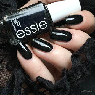 swatch essie licorice