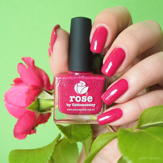 swatch piCture pOlish rose