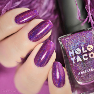 HOLO TACO • MAGENTA JELLY (Holo Taco Rainbow Collection)