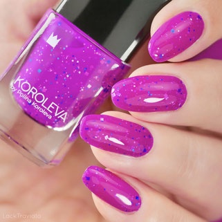 KOROLEVA • NEVER AGAIN • On the Contrary Neon Collection