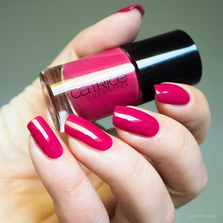 swatch Catrice The Very Berry Best