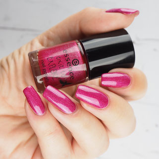 swatch essence • PINK PARROT • exit to EXPLORE Collection Summer 2016