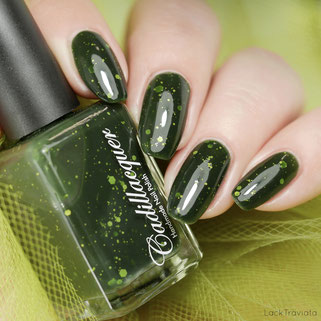 Cadillacquer • Riddle (Villains Collection fall 2018)