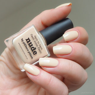 swatch piCture pOlish • nude