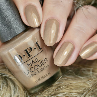 OPI • Fall-ing for Milan (NL MI01) • Muse of Milan Collection (fall/winter 2020)