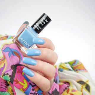 ANNY • light blue for you 404.40 • PERFUME POLISH Collection • 07/2017