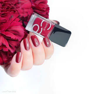 CATRICE • Get Lost In Red You Love (82) • ICONails (new 07/2019)
