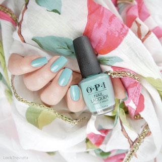 OPI • Closer Than You Might Belém (NL L24) • OPI Lisbon Collection Spring 2018