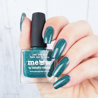 swatch piCture pOlish • meow • Collaborations 2016 by nata3110nata