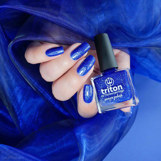 picture polish • triton • by TheMermaidPolish • Collaboration Shades Collection (released summer 2019)