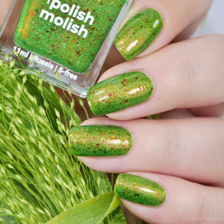 polish molish • What Grass Tastes Like
