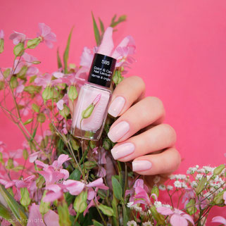 ARTDECO • 585 Almond Blossom • Color & Care Nail Lacquer