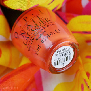 OPI • Living on the Bula-vard! • Fiji Collection • Spring / Summer 2017