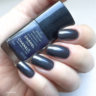 SWATCH CHANEL LE VERNIS INFRAMÉTAL
