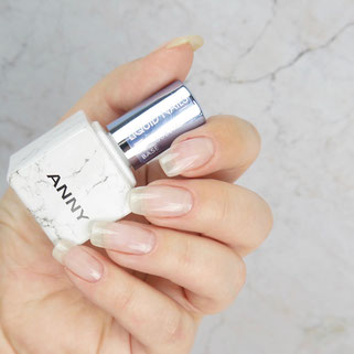 ANNY •  LIQUID NAILS  • NAIL SUBSTANCE BASE