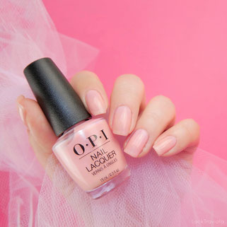 OPI • My Wish List is You (HR J10) • Love, OPI XOXO Holiday Collection 2017