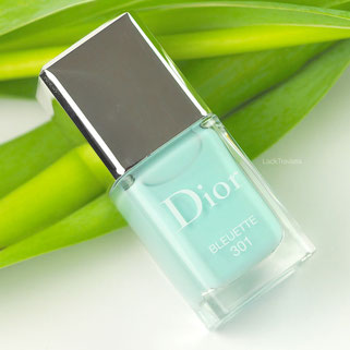 Dior BLEUETTE 301 Glowing Gardens Collection Spring 2016
