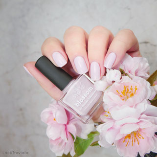 piCture pOlish • blossom • Collaborations 2018 - by Paulina's Passions