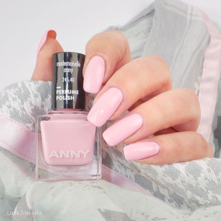 ANNY • mademoiselle anny 245.40 • PERFUME POLISH Collection • 07/2017