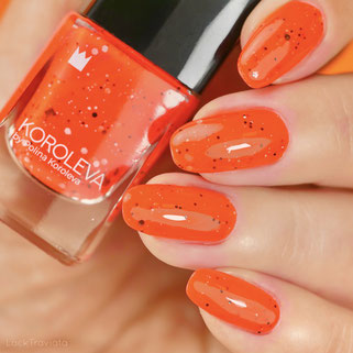 KOROLEVA • APEROL SPRITZ • On the Contrary Neon Collection
