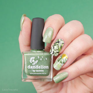 piCture pOlish • dandelion • Collaboration Shades Collection 2017