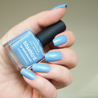 swatch piCture pOlish bluebird