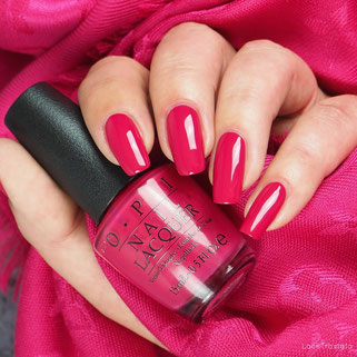 swatch OPI • Madam President • Washington D.C. Collection fall 2016