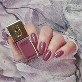 YSL Yves Saint Laurent • WILD LILAC 126 • Hidden Temptation Collection (fall 2020)
