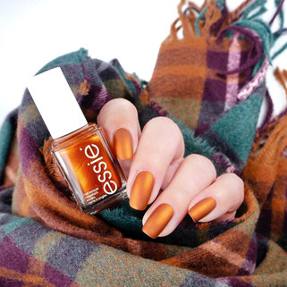 essie • rust worthy (EU 663) • Sweater Weather Collection (fall 2019)