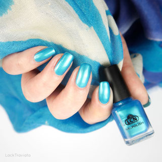 LCN • Blue Casanova  • Funky Town Collection Spring 2017