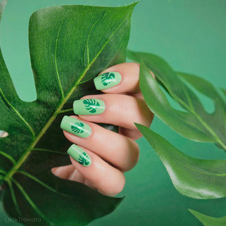 essie • SKÅL (EU 561) • June in Bloom Collection - Mai 2018 plus Monstera-Nailvinyls Lina Lackiert Shop