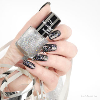 CHANEL LAQUE NOIRE 36 • Misslyn mirrow ball