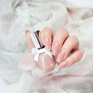 Sally Hansen • Pink Pong 321 • And She Said Yes • Hochzeits-Collection