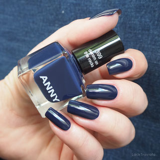 swatch ANNY • denim on the rocks