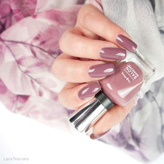 Sally Hansen • Plum's the Word 360 • Complete Salon Manicure Collection